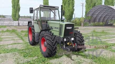 Fendt Farmer 312 LSA Turbomatik loader mounting для Farming Simulator 2017