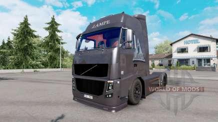 Volvo FH Thе XTReMe для Euro Truck Simulator 2