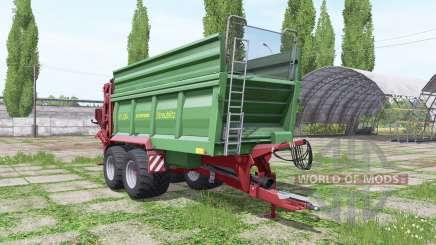 Strautmann VS 2004 v2.0 для Farming Simulator 2017