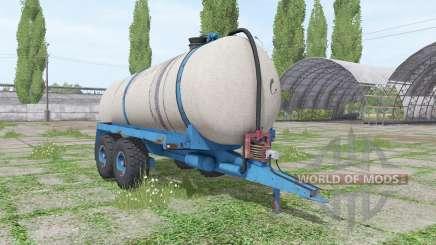 Fortschritt HТS 100.27 для Farming Simulator 2017