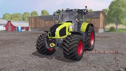 CLAAS Axion 950 Trelleborg для Farming Simulator 2015