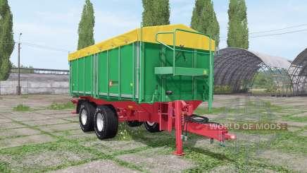 Kroger TKD 302 pack v2.0 для Farming Simulator 2017