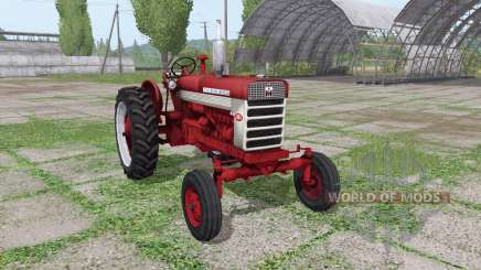 Farmall 560 4x4 для Farming Simulator 2017