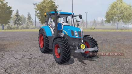 New Holland T6.160 blue для Farming Simulator 2013