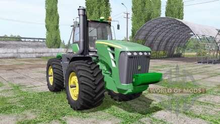 John Deere 9630 weight для Farming Simulator 2017
