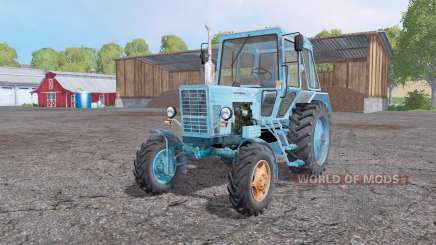 МТЗ-82.1 Беларус синий для Farming Simulator 2015