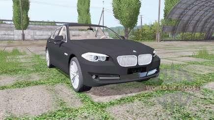 BMW 525d sedan (F10) для Farming Simulator 2017