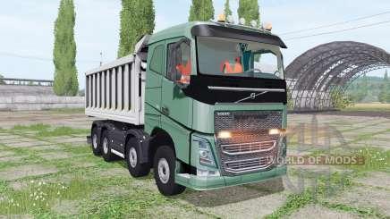 Volvo FH 540 8x8 tipper для Farming Simulator 2017