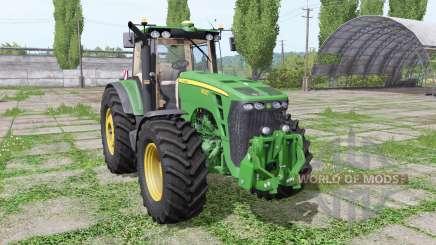 John Deere 8530 Trelleborg для Farming Simulator 2017