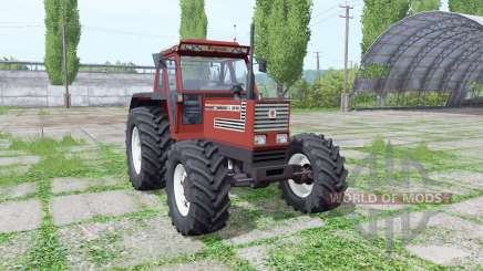 Fiatagri 115-90 DT v1.2 для Farming Simulator 2017