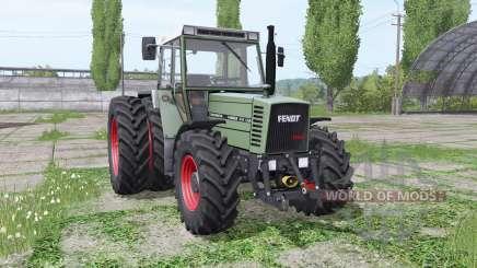 Fendt Farmer 310 LSА Turbomatik для Farming Simulator 2017