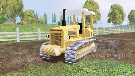 Caterpillar D4E 1978 для Farming Simulator 2015
