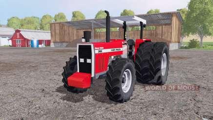 Massey Ferguson 2680 Sincro Turbo для Farming Simulator 2015