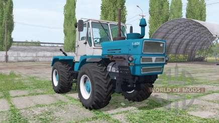 Т 150К синий для Farming Simulator 2017