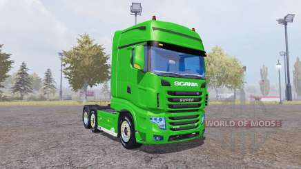Scania R700 Evo для Farming Simulator 2013