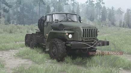 Урал 44202-31 для MudRunner