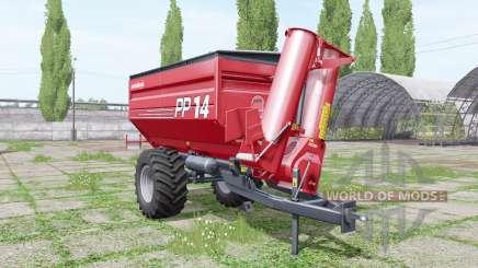 METALTECH PP 14 для Farming Simulator 2017