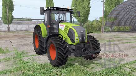 CLAAS Axion 820 green для Farming Simulator 2017