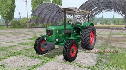 Deutz D 60 05 для Farming Simulator 2017