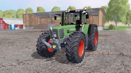 Fendt Favorit 824 4x4 для Farming Simulator 2015