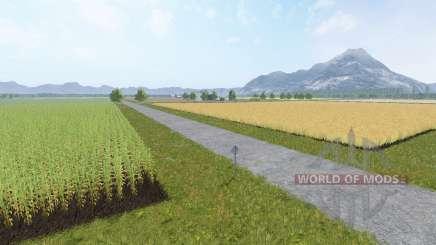 Flatwood Acres v2.2 для Farming Simulator 2017