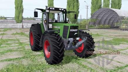 Fendt Favorit 926 Vario Continental для Farming Simulator 2017