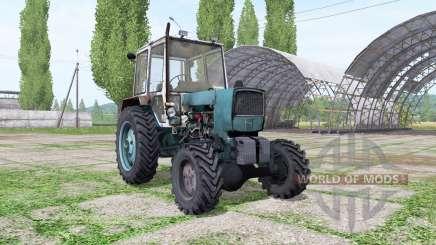 ЮМЗ 6КЛ 4x4 для Farming Simulator 2017