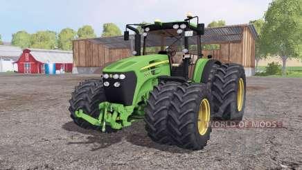 John Deere 7930 twin whеels для Farming Simulator 2015