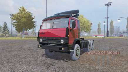 КамАЗ 54112 1981 для Farming Simulator 2013