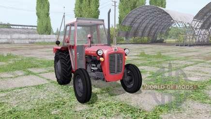 IMT 539 DeLuxe 2WD для Farming Simulator 2017