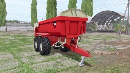 Beco Maxxim 200 для Farming Simulator 2017