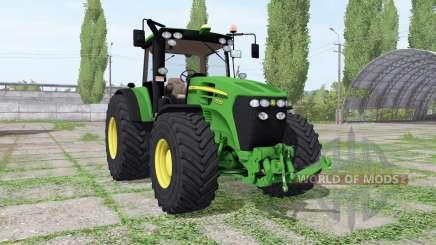 John Deere 7930 Michelin для Farming Simulator 2017