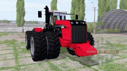 Versatile 535 double wheels для Farming Simulator 2017