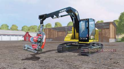Caterpillar 501HD для Farming Simulator 2015
