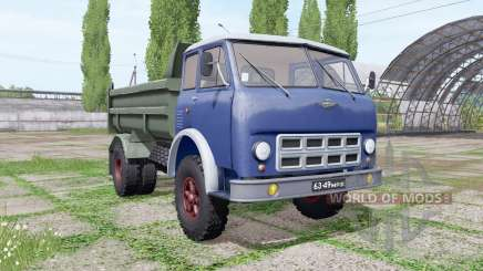МАЗ 5549 1990 для Farming Simulator 2017