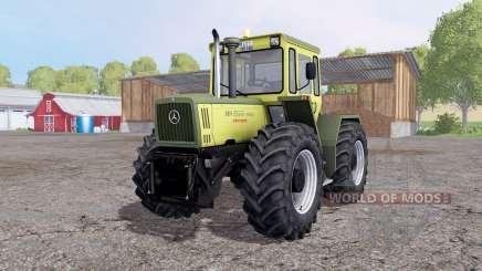Mercedes-Benz Trac 1800 Intercoolеr для Farming Simulator 2015