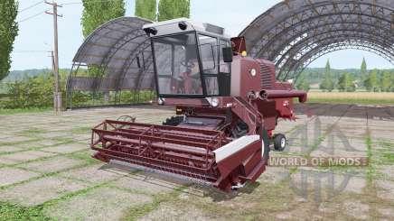 Bizon Z056 multicolor для Farming Simulator 2017