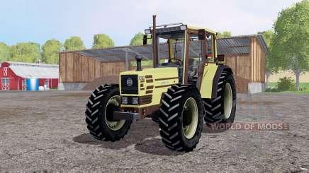 Hürlimann H5116 4x4 для Farming Simulator 2015