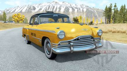 Burnside Special Taxi v1.052 для BeamNG Drive