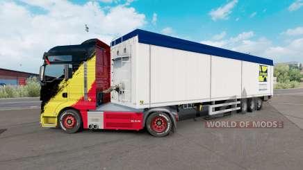Kraker Trailer v1.7 для Euro Truck Simulator 2