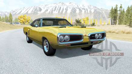 Dodge Coronet RT (WS23) 1970 v2.1 для BeamNG Drive