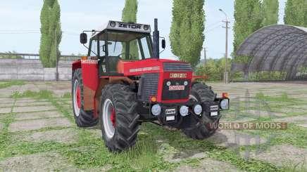 Zetor 16145 Castrol для Farming Simulator 2017