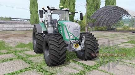 Fendt 822 Vario v2.0 для Farming Simulator 2017