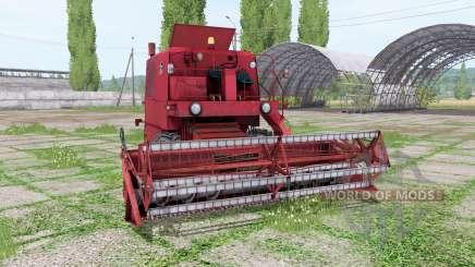 Bizon Z040 v2.0 для Farming Simulator 2017
