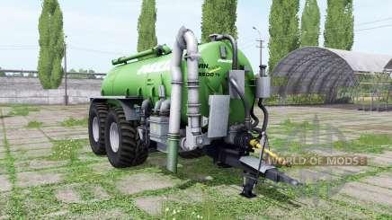 JOSKIN X-Trem 18500 TS для Farming Simulator 2017