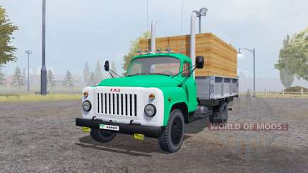 ГАЗ 53 v3.0 для Farming Simulator 2013