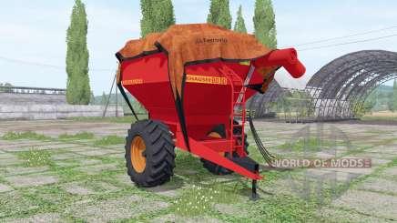 Fankhauser 8010 для Farming Simulator 2017