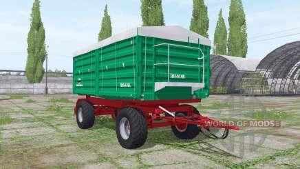 Lomma ZDK 1802 v1.0 для Farming Simulator 2017