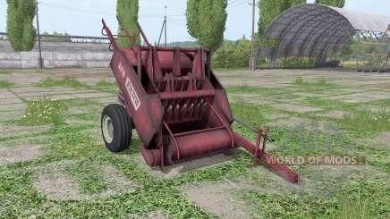 Fahr APN для Farming Simulator 2017