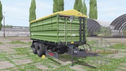Fliegl TDK 255 multicolor для Farming Simulator 2017